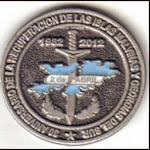 2 ABRIL 1982 DESEMBARCO MALVINAS