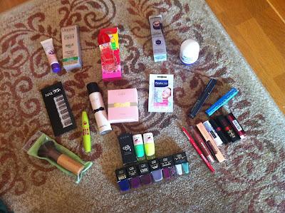 wyprzedaż kosmetyków
