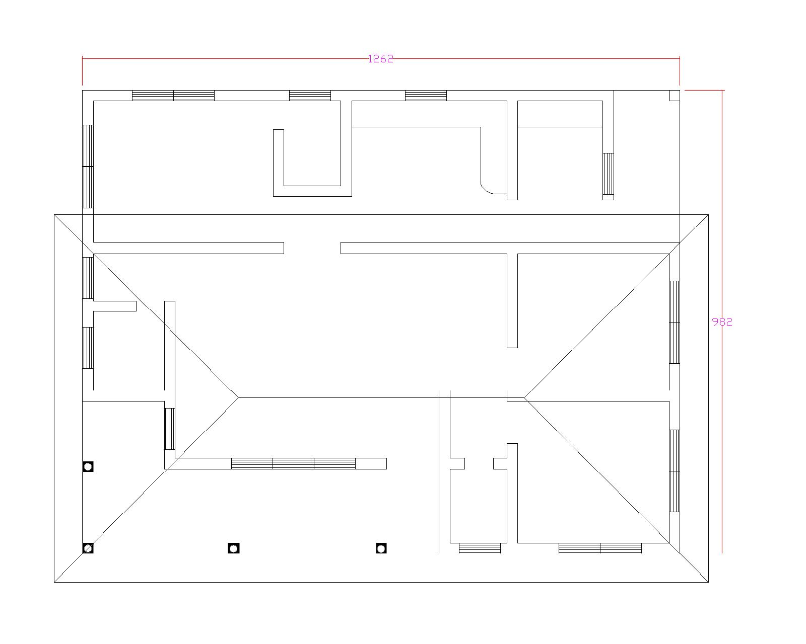 Ente veedu ente veedu traditional house plan 12222 for Veedu elevation