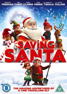 Como Salvar o Papai Noel – Dublado