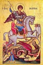 Βίος Αγίου Γεωργίου του Τροπαιοφόρου