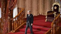 EL EMPERADOR DE JAPÓN A PUNTO DE CUMPLIR UN GRAN DESEO: RENUNCIAR A LA CORONA