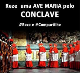 Conclave: Primeira votação - fumaça Preta!