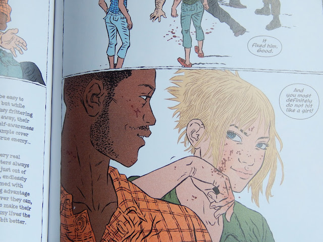 They're not like us comic review