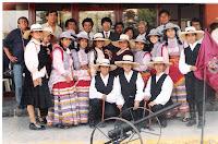 Danzas del Perú