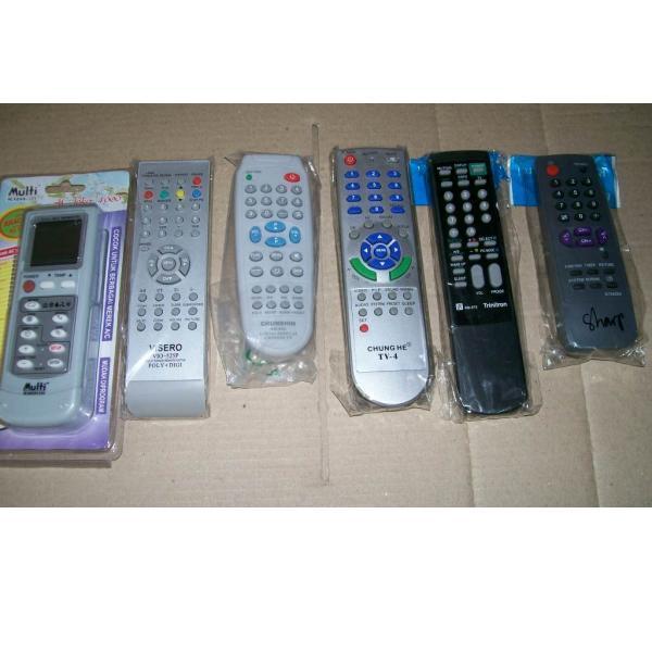 ... ini banyak beredar remote multi universal remote remot ini