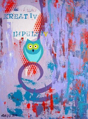 Kreativ ♥ Impulsiv