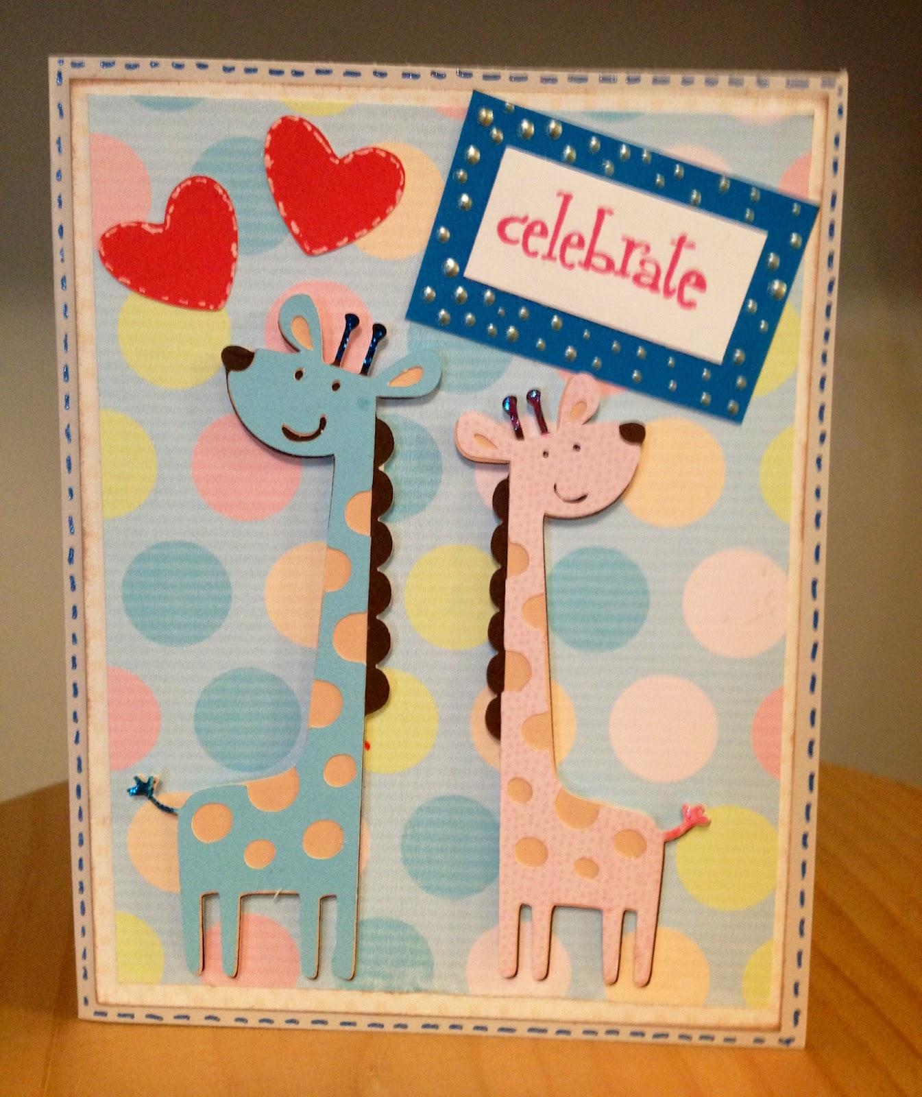 Marilyn s cricut cards celebrate happy anniversary card