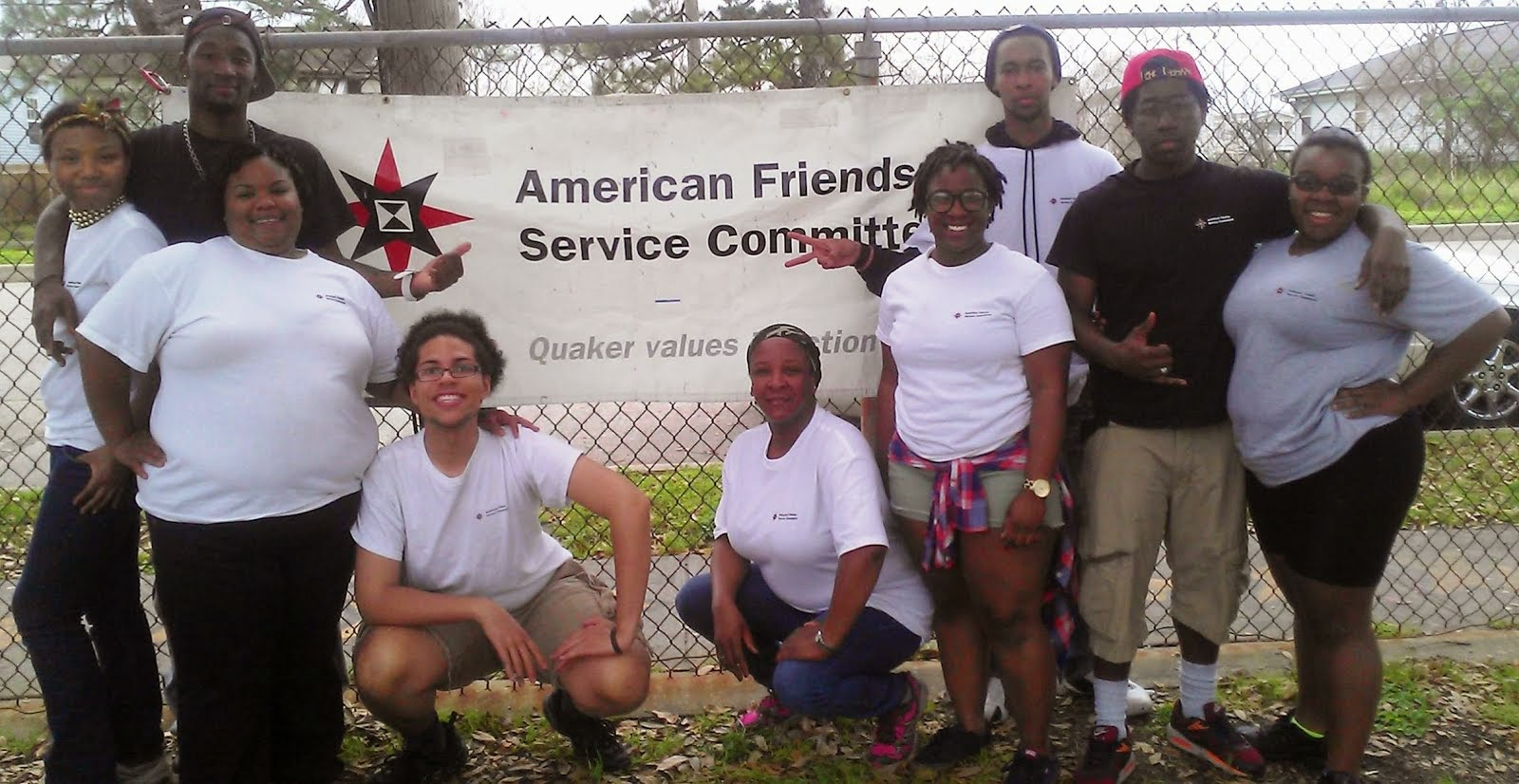 NOLA AFSC IN ACTION