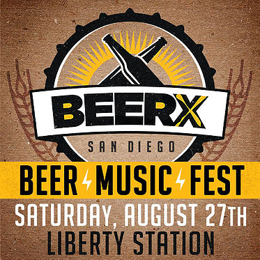 Save on passes to Beer X San Diego - August 27