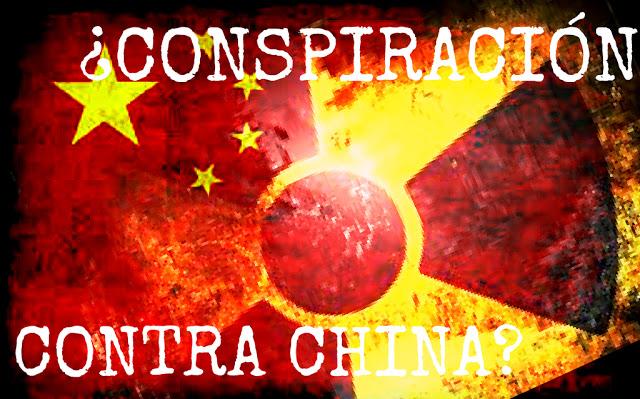 Confirmado: Se utilizaron bombas nucleares en el puerto de Tianjin-China