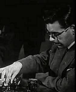 El ajedrecista español Antonio Medina