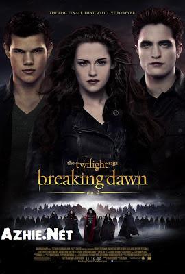 Twilight - Twilight Saga Breaking Dawn Part 2