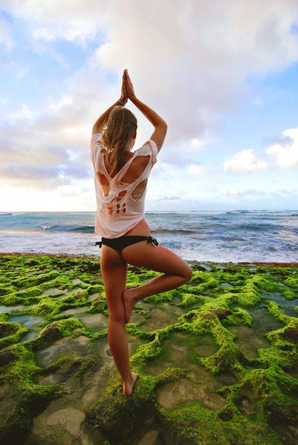 Yoga nâng tầm cuộc sống