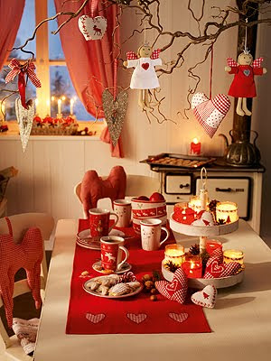 Casa nic novembre 2011 - Decorazioni tavola natale ...