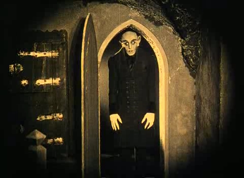 Película Nosferatu