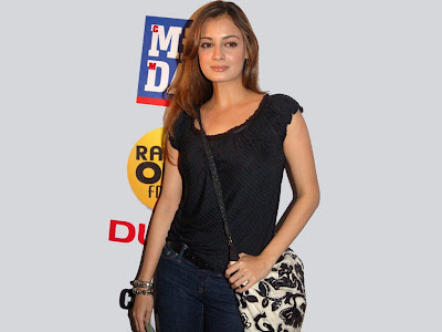 Diya Mirza photos