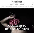 "X CONCURSO MICRORRELATOS ""SOLCULTURAL"" FINALISTA 2017"
