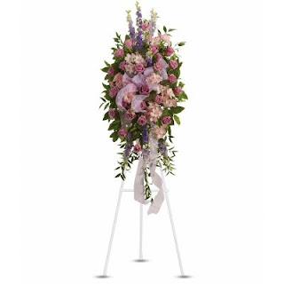 Send a Sympathy Spray of Flowers