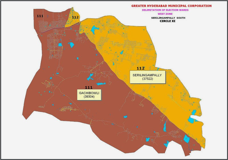 GHMC Circle 11 Map
