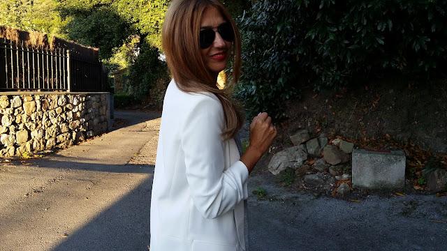 Dress, Shorts, Carmen Hummes Style, Isadora Comillas, Shopping bag, Zara, Blazer, Oxford