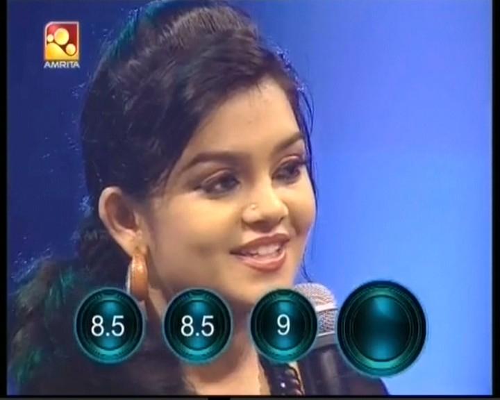 Amrita tv super dancer junior anchor sheha photos