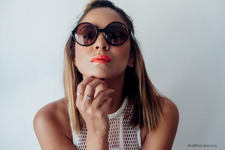 orange lipstick, CK make up, Ulta Beauty, People Stylewatch, Beauty Blogger, top beauty blogger