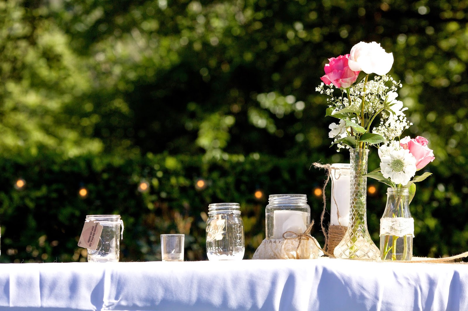 jars as vases