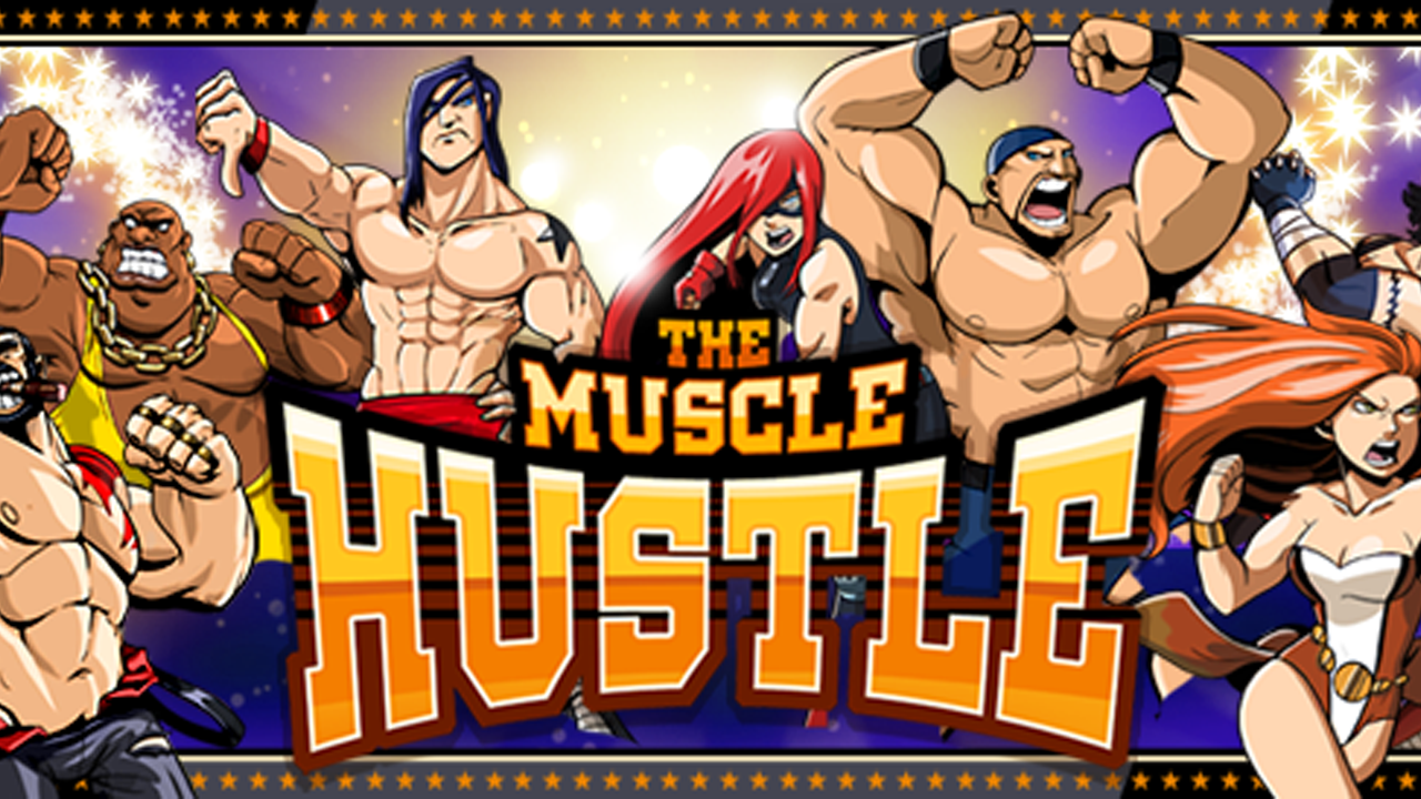 The Muscle Hustle Gameplay IOS / Android