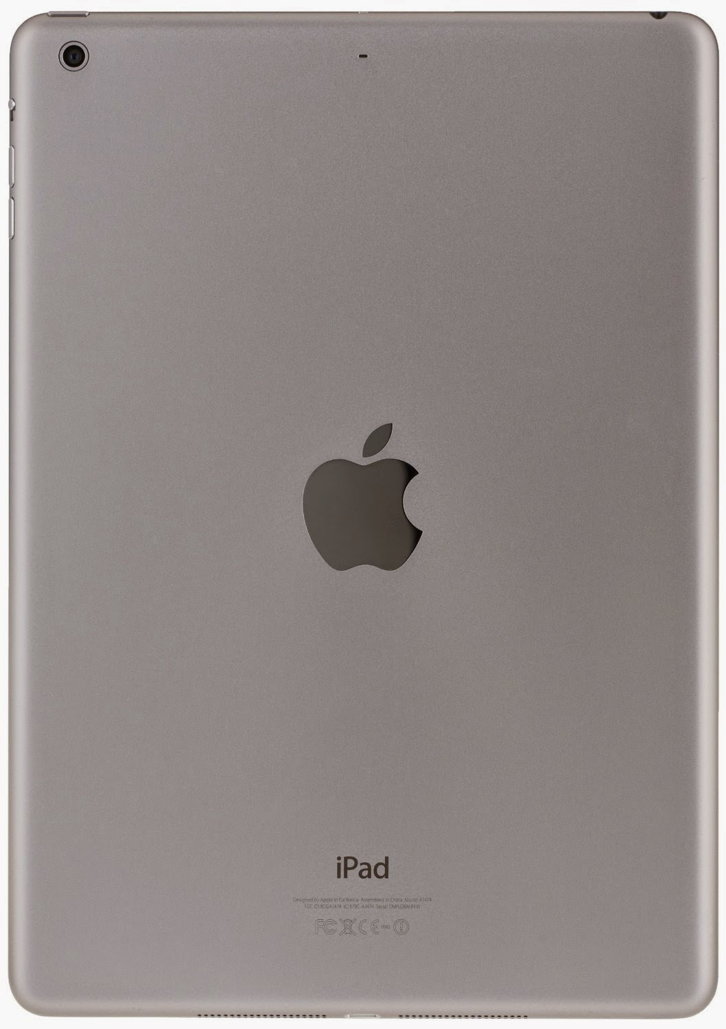 Apple iPad Air ME898LL/A (128GB, Wi-Fi, Black with Space Gray) review