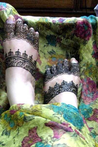 Mehndi Wallpapers Feet : Latest foot mehndi designs wallpapers girls