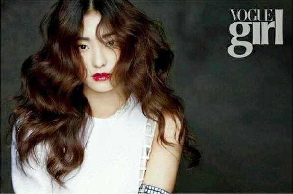 Bora SISTAR - Vogue Girl Magazine April Issue 2014