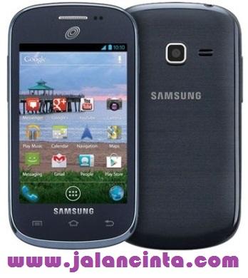 Untuk Spesifikasinya Samsung Galaxi Centura Ini Memiliki Ukuran Layar