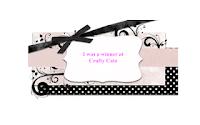 Winner at Crafty Catz Challenge Blog