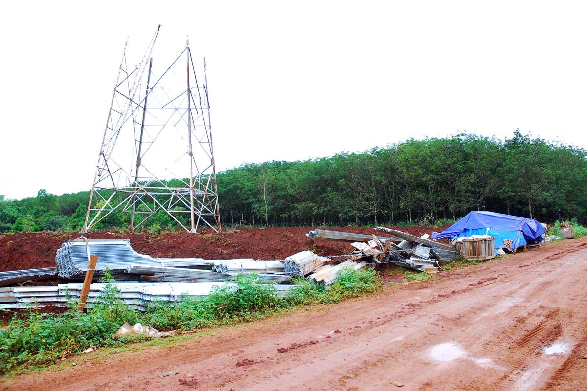 Gia Lai: Cần giải quyết đền bù thỏa đáng trước khi thi công đường dây 500 kV