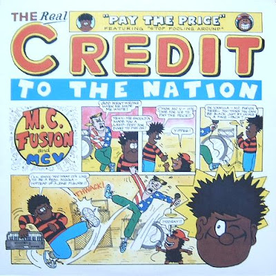 Credit To The Nation – Pay The Price EP (Vinyl) (1991) (FLAC + 320 kbps)