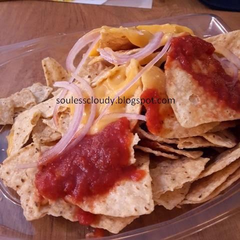 Tortilla Nachoz