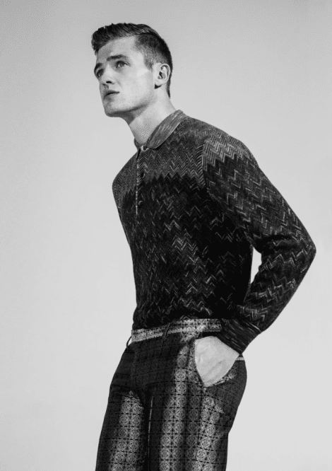 Robbie Rogers by Carlos Serrao for Flaunt Magazine