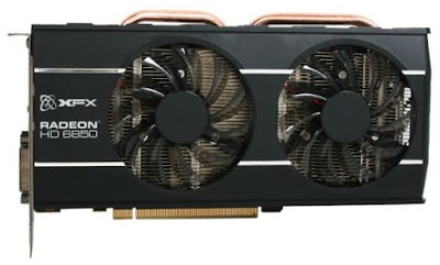 XFX HD 6850