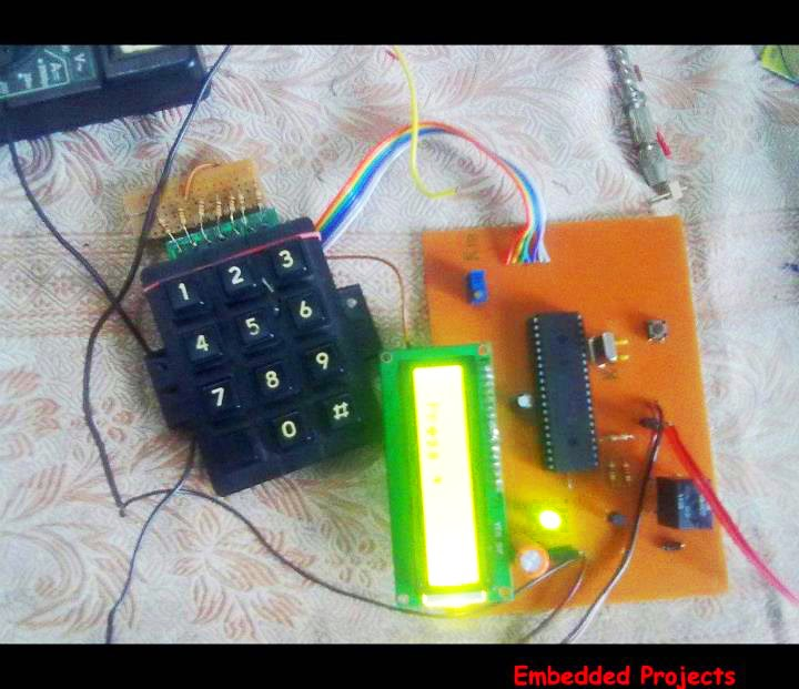Electronics Projects And Details: PIC Microcontroller Based ...