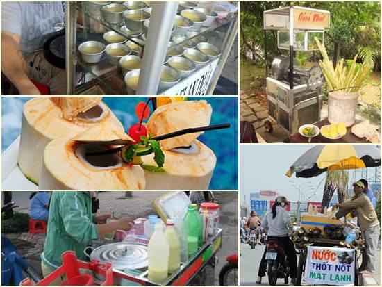 """Tổng hợp những đồ uống """"ngon, bổ, rẻ, lạ"""" ở Sài Gòn (P2), Diem an uong 365, diemanuong365"""