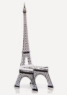 Torre Eiffel Cadeira
