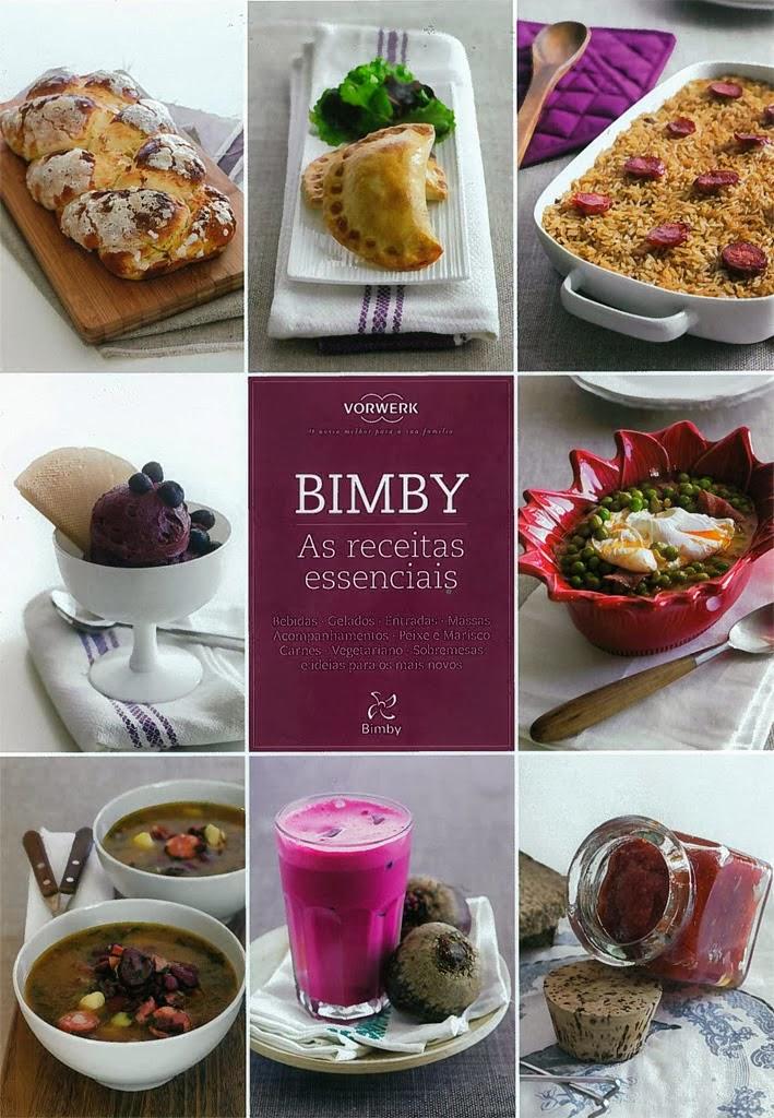 Livro Bimby As Receitas Essenciais