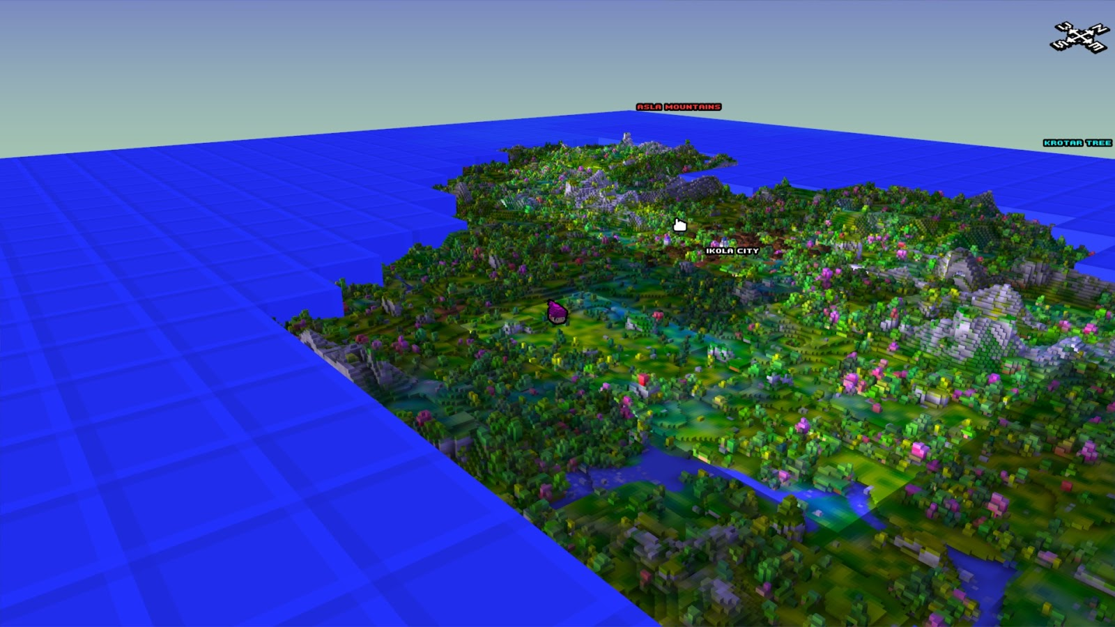 Cube World Map.Cube World Alpha Guide Aristogamer