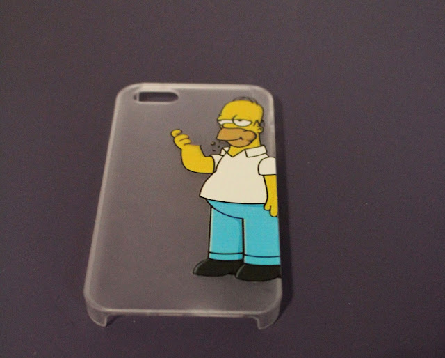 Homer iPhone Case