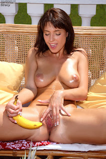 ALSScan - Stracy - Scene 1 - (Oiled Outdoors Cucumber & Banana Insertion) 08