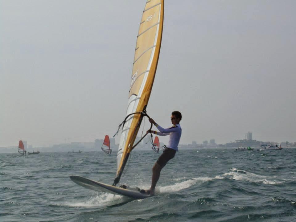 Windsurf Juegos Centroamericanos Veracruz 2014