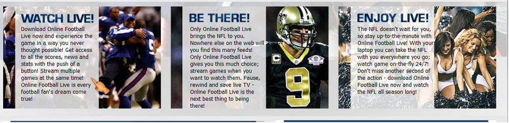 Watch Football Live