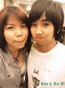 My bestie, Jia ji and Me