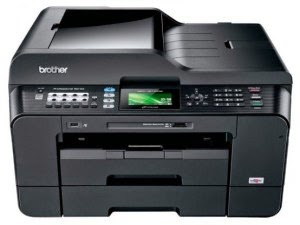 Brother MFC-J6710DW Printer Driver Download